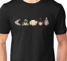 Avatar: Group Unisex T-Shirt