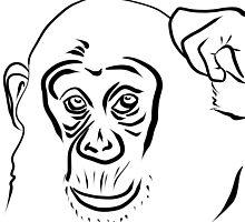 Year of the Monkey 2016 : Chinese Zodiac Sign  by alexandr-az