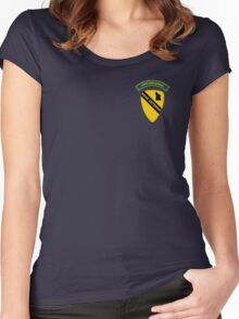 200th Gabba Division - Rave Veteran Women's Fitted Scoop T-Shirt