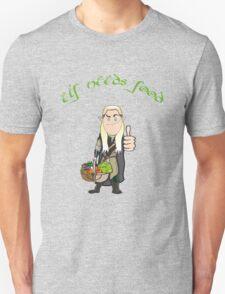 elf needs food T-Shirt