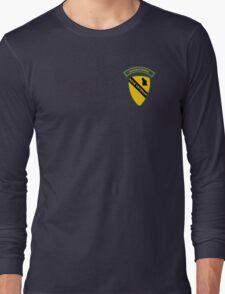 2nd Garage Division - Rave Veteran Long Sleeve T-Shirt