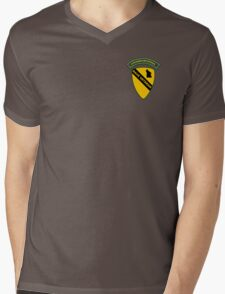89th Hardcore Division - Rave Veteran Mens V-Neck T-Shirt