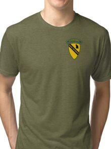 1st Techno Division - Rave Veteran Tri-blend T-Shirt