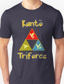 Kanto's Legendary Triforce T-Shirt