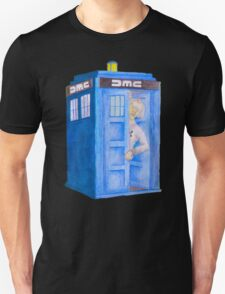 Doc and his Tardis T-Shirt
