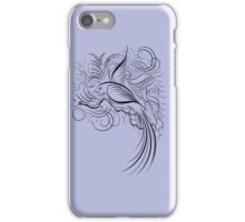 Bird04n iPhone Case/Skin