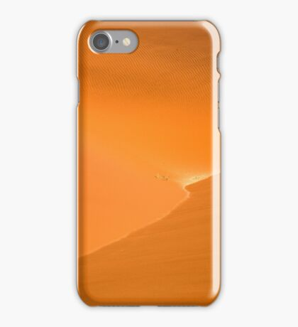 "Sand Sea ""Flowing"" iPhone Case/Skin"
