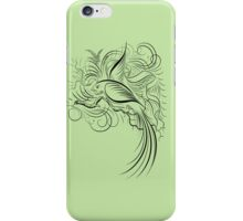 Bird04p iPhone Case/Skin