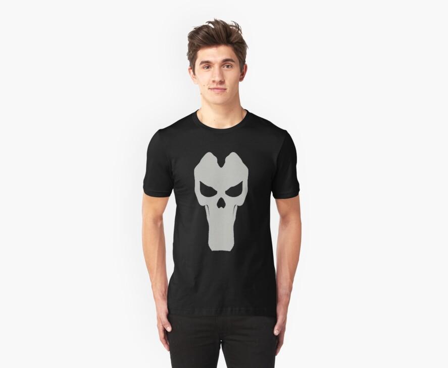 Darksiders 2 Mask by riddlerdixon