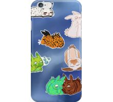 Sea Bunnies and Friends iPhone Case/Skin