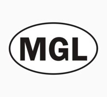 MGL - Oval Identity Sign by Ovals
