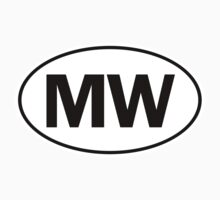 MW - Oval Identity Sign by Ovals
