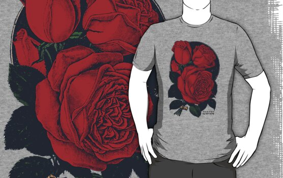 Roses by Chrome Clothing