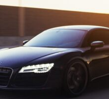 Siniser Audi R8 Sticker