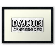 Bacon Lover Framed Print