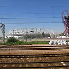 See the Olympics by train! by GregoryE