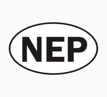 NEP - Oval Identity Sign by Ovals