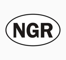 NGR - Oval Identity Sign by Ovals