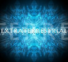 Extraterrestrial #2 by perkinsdesigns