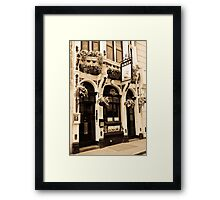 The Ship Pub London  Framed Print