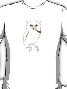 Smoking owl T-Shirt