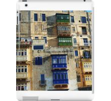 Malta -  Apartments iPad Case/Skin