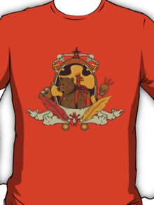 Bear & Bird Crest T-Shirt