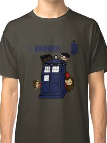 The Whovians Have the Box! Classic T-Shirt