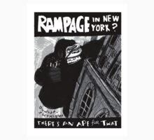 Rampage in New York? There's an Ape for That. by dunlapshohl