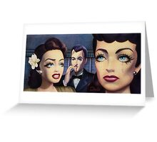 Mildred Pierce Greeting Card