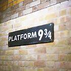 Platform 9 3/4 by ConsHugs