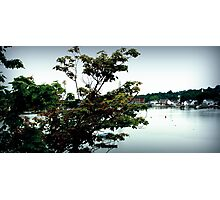 Mystic Seaport Photographic Print