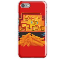 Sabor de Soledad - 30 Rock iPhone Case/Skin