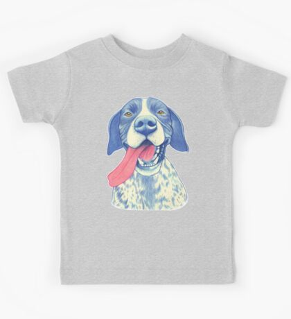 Jola #01 - German Short-Haired Pointer Kids Tee