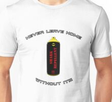 Shark Repellent (Black Writing) - 60's Batman  Unisex T-Shirt