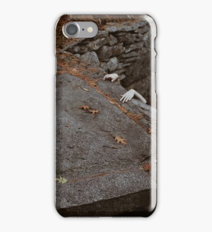 Escaping Sacrifce iPhone Case/Skin