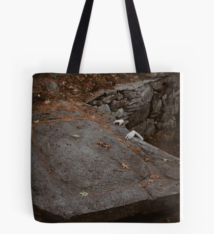 Escaping Sacrifce Tote Bag