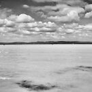 Water Sky Waves and Wind by borjoz