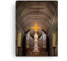 Basilica of Notre-Dame  Canvas Print