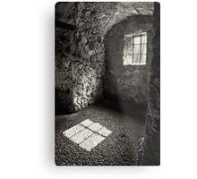 Shadow of a Window Metal Print