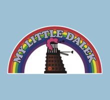 My Little Dalek Baby Tee