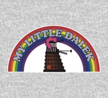My Little Dalek One Piece - Long Sleeve