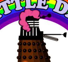 My Little Dalek Sticker
