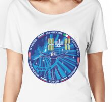 Expedition 37 Mission Patch Women's Relaxed Fit T-Shirt