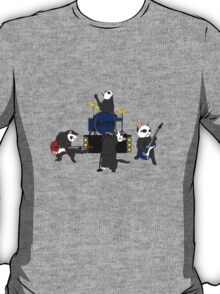 Cats in a Band T-Shirt