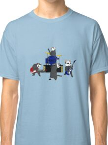 Cats in a Band Classic T-Shirt