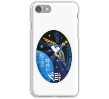 Expedition 39 - Wakata Commander Patch iPhone Case/Skin