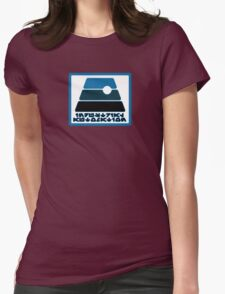 Industrial Automation Womens Fitted T-Shirt