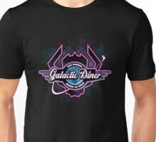 Galactic Diner Unisex T-Shirt