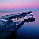 Kimmeridge dawn by Gary Power